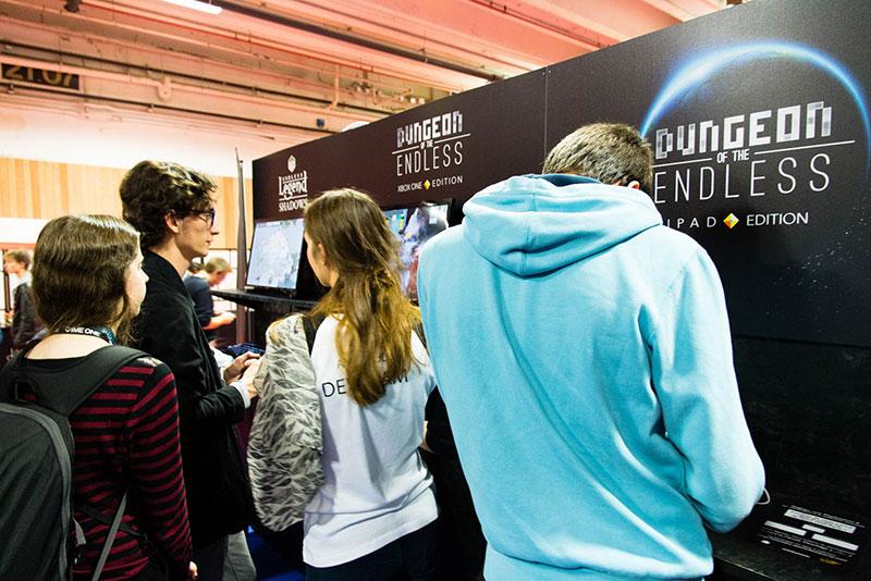 Paris Games Week : Amplitude Studios à l'honneur
