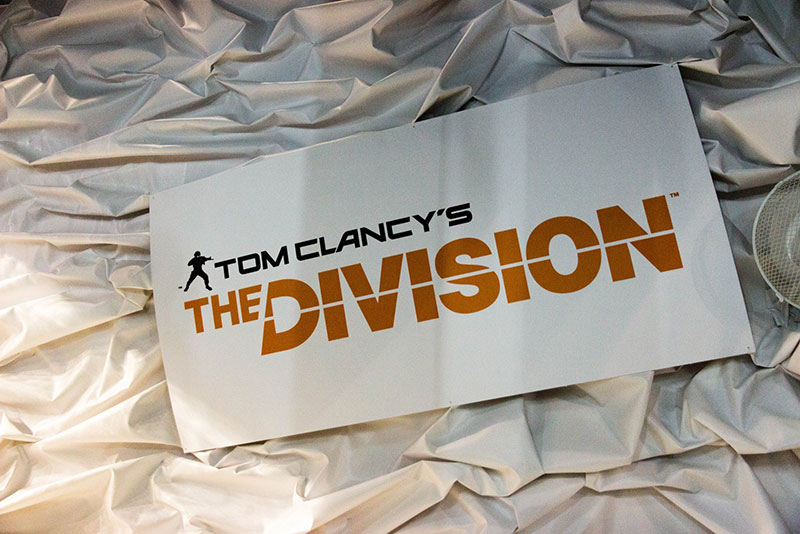 Paris Games Week : The Division est là !!!