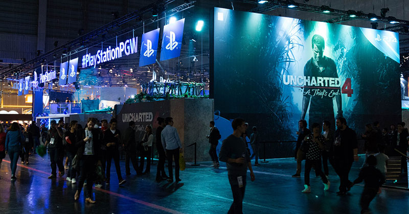 Paris Games Week : Uncharted 4, une des grosses attentes des fans de Sony