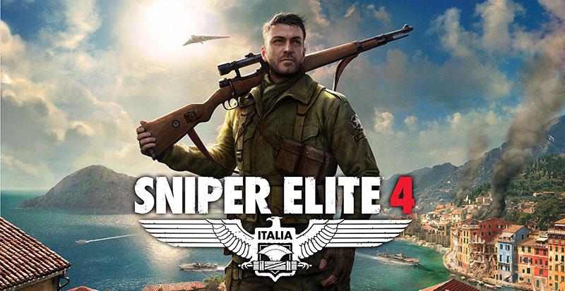 Sniper Elite 4 à la PGW 2016