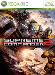 Supreme Commander 2 gratuit sur le Xbox Live